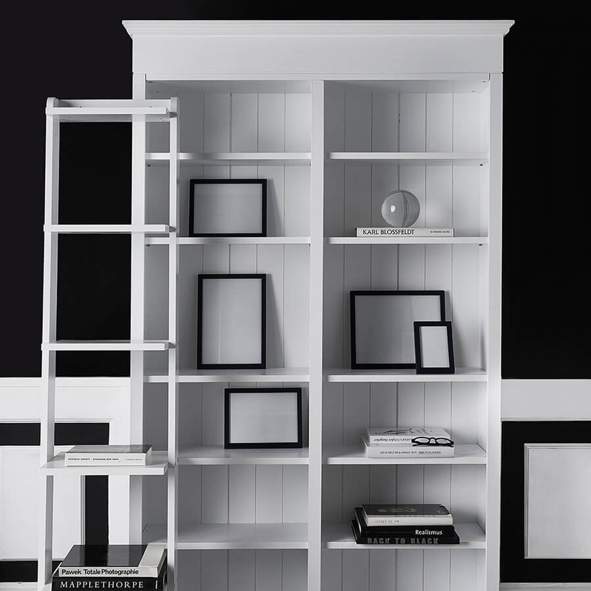 wohnzimmerregale online kaufen butlers. Black Bedroom Furniture Sets. Home Design Ideas
