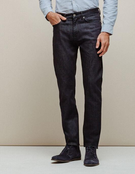 Jeans homme slim brut