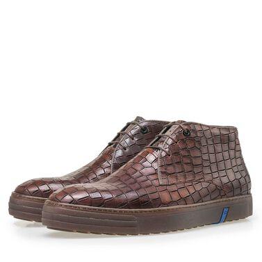 Floris van Bommel mid-high men's city sneaker